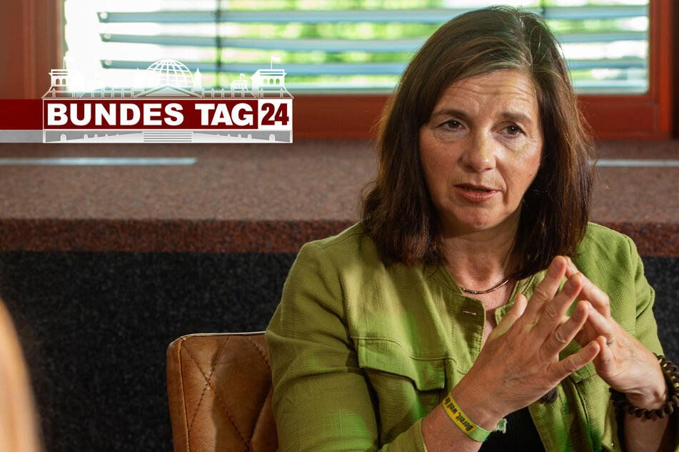 """Göring-Eckardt im TAG24-Interview: """"Realistisch werden die Spritpreise steigen, ja klar!"""""""