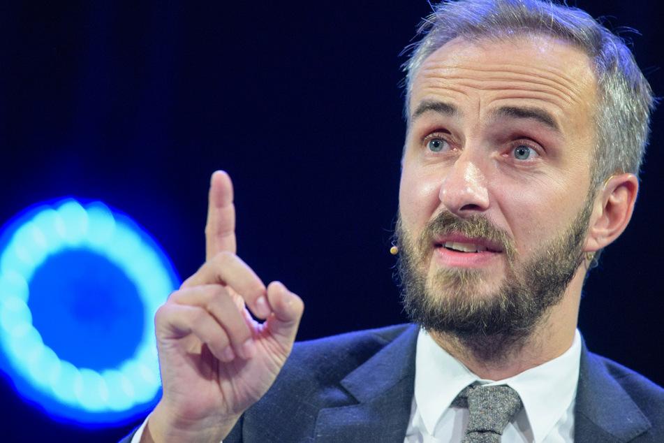 Jan Böhmermann übers Scheitern: Darum wurde aus dem Satiriker kein seriöser Journalist