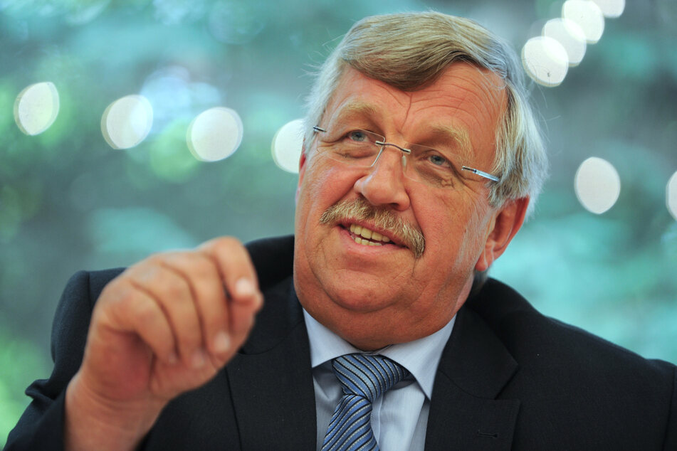 Der damalige nordhessische Regierungspräsident Walter Lübcke (†65, CDU). (Archivbild)