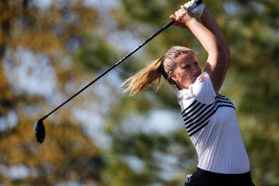 Profi-Golferin kämpfte sich zurück ins Leben und will jetzt durchstarten