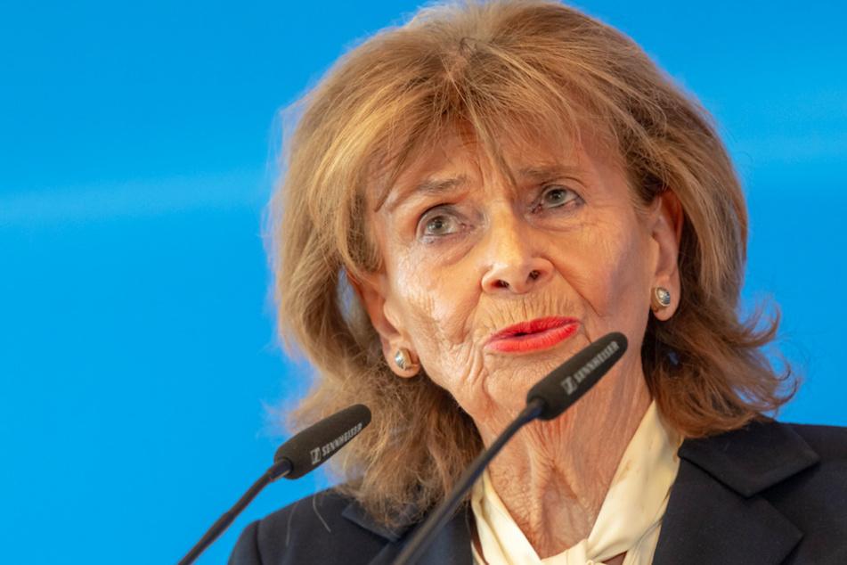 Charlotte Knobloch (88), ehemalige Präsidentin des Zentralrats der Juden in Deutschland, ist entsetzt über die Tat in Wien.