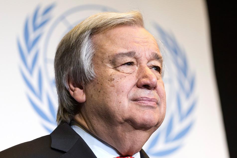 Antonio Guterres, Generalsekretär der Vereinten Nationen. (Archivbild)