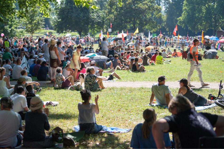 """Stuttgart: Baden-Württembergs """"Wutbürgertum"""" gegen Corona hat Tradition"""