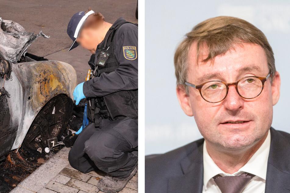 Was geht da vor? Sachsens Innenminister hält Studie zu Polit-Kriminalität unter Verschluss!