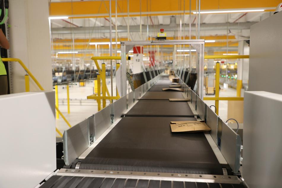 Mehr als 1000 Arbeitsplätze: Amazon schlägt ab Spätsommer Artikel in Gera um