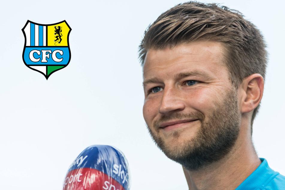 """CFC-Trainer Berlinski lobt seine Spieler: """"Megastolz auf die Jungs"""""""