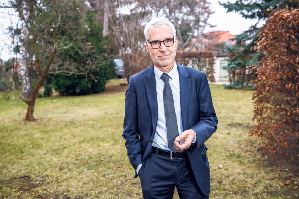 Dr. Joachim Ragnitz, stellvertretender Leiter der ifo-Niederlassung Dresden.