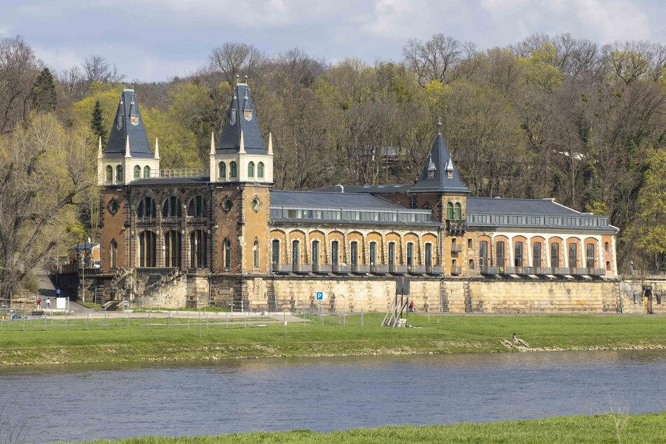 Die Saloppe an der Elbe. Hier haben Biedenkopfs eine Wohnung gekauft, werden aber nicht einziehen.