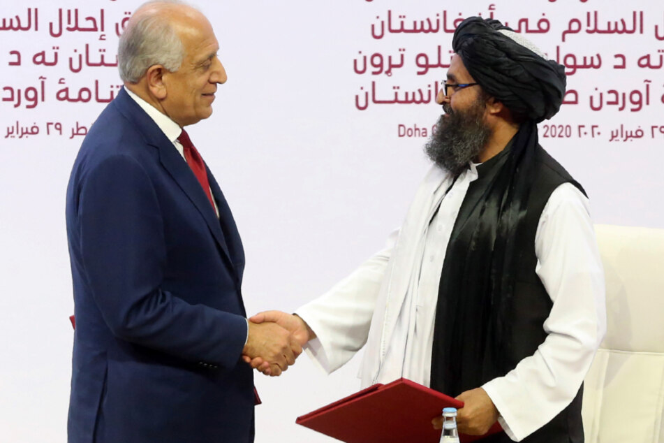 Taliban and Afghan government begin peace talks after decades of conflict