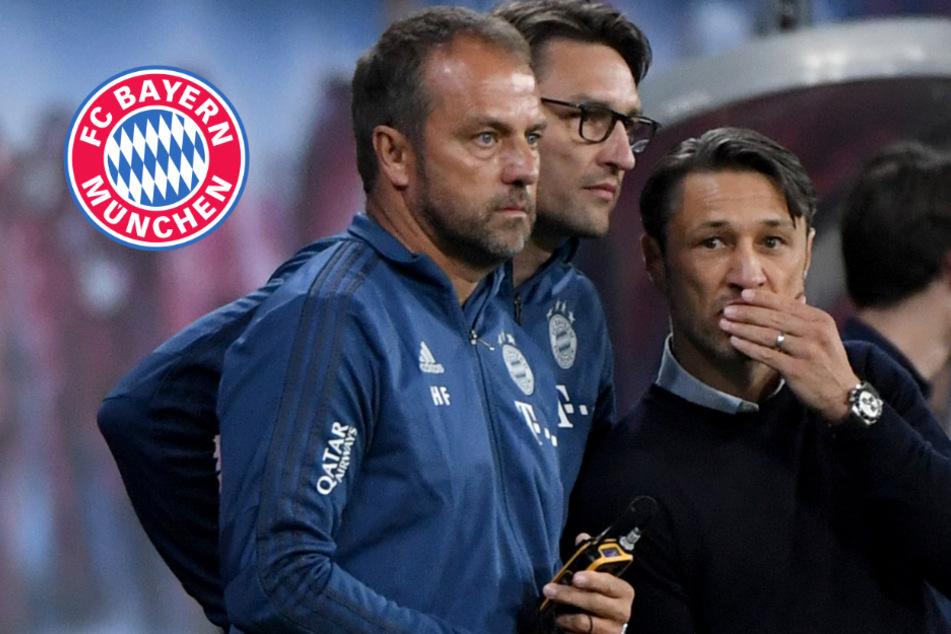 FC Bayern: Kovac äußert sich zu Flick und kritisiert Kaderplanung in München
