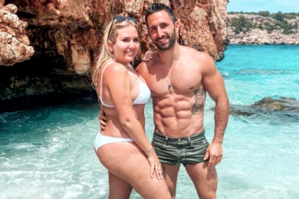 """Marlisa (31) und Fabio (26) haben das TV-Experiment """"Temptation Island"""" als Paar überstanden."""