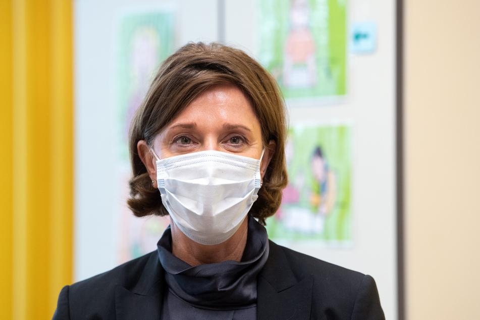 Yvonne Gebauer (FDP), Schulministerin von Nordrhein-Westfalen.