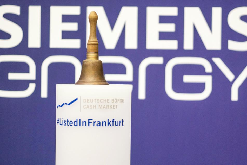 Nach Abspaltung: Siemens Energy startet an Börse mit Kursverlust
