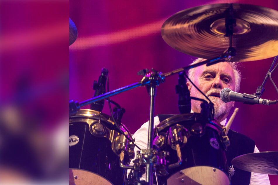 """Queen star Roger Taylor criticizes anti-vaxxers as """"pathetic"""" and embarks on solo tour"""