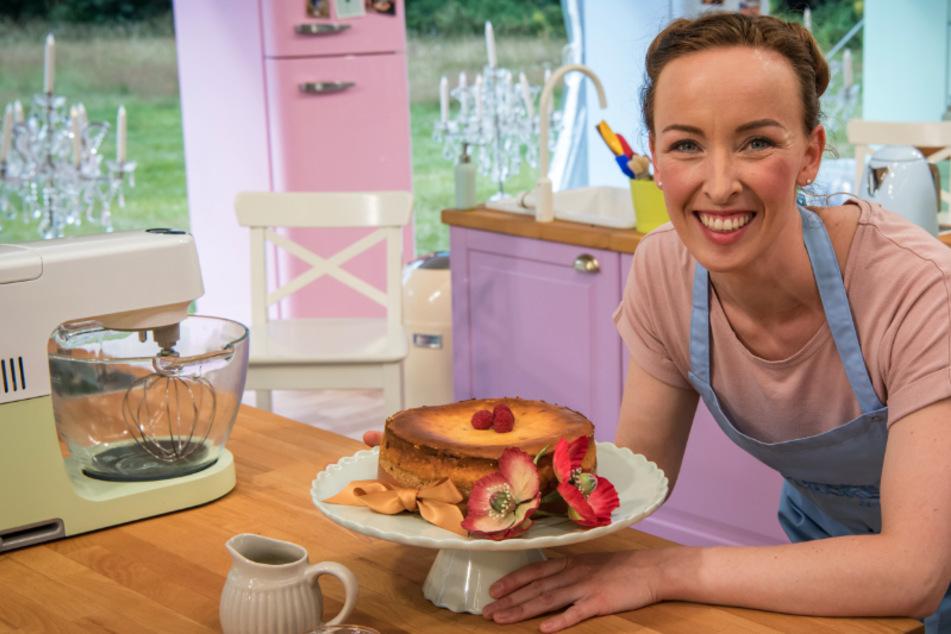 """In Sat.1-Show lässt Jennifer nix anbrennen: Erzgebirgerin ist """"Bäckerin der Woche"""""""