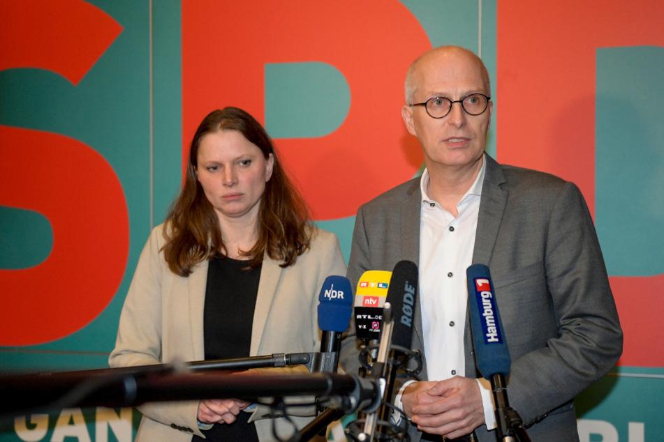 SPD hat sich entschieden: Fünf weitere Jahre Rot-Grün in Hamburg