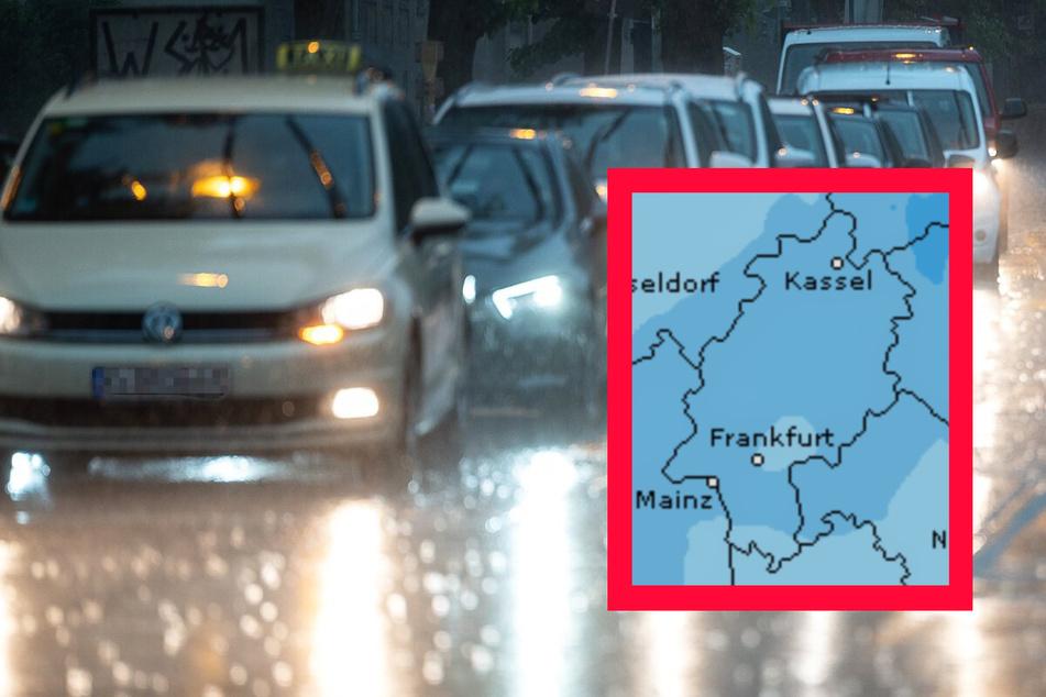 Gewitter und Starkregen drohen: Das Wetter in Frankfurt und Hessen