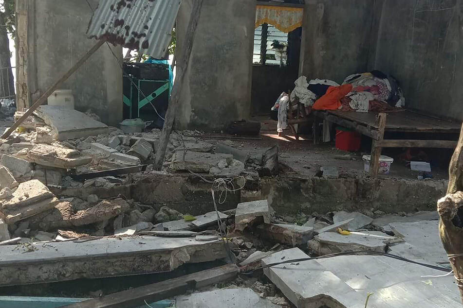 Earthquakes are not uncommon in the Philippines.