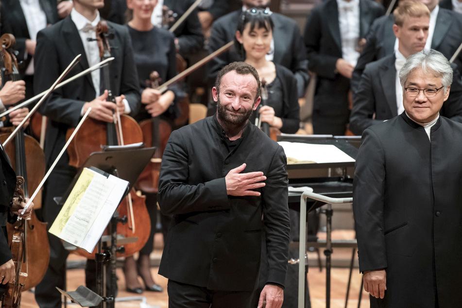 """Zum Auftakt am 28. August spielt das Orchester unter Leitung von Chefdirigent Kirill Petrenko Arnold Schönbergs """"Verklärte Nach"""" sowie Johannes Brahms' vierte Sinfonie."""