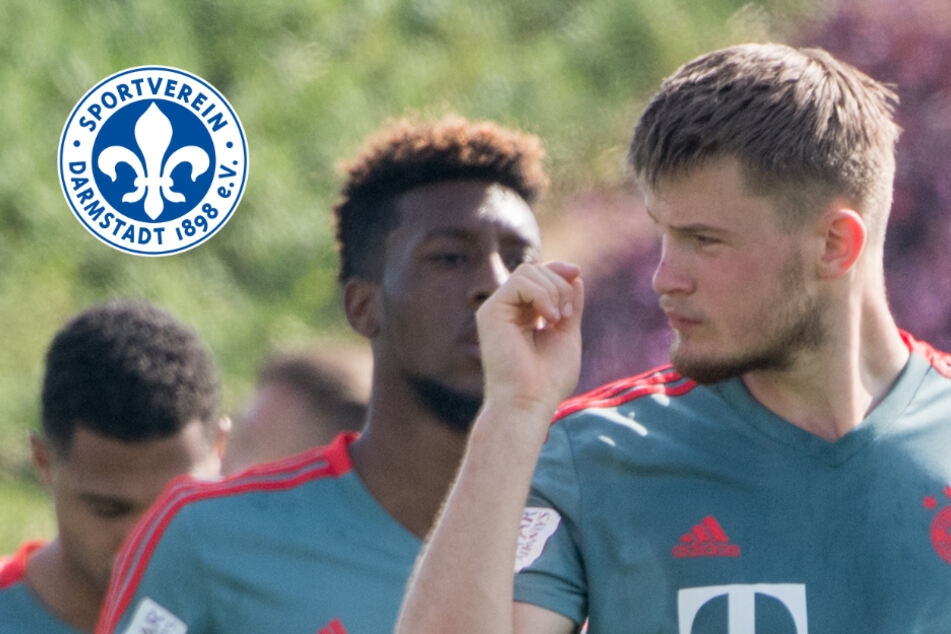 Leihe bestätigt: Bayern-Talent Mai verstärkt den SV Darmstadt 98