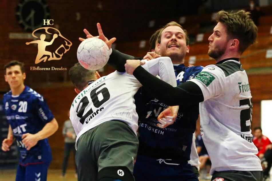Sieg in der allerletzten Sekunde: HC Elbflorenz schlägt Bietigheim!