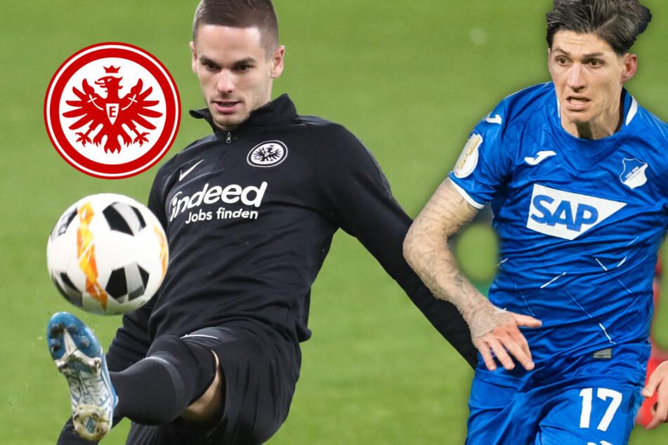 """Gacinovic sagt der Eintracht nach fünf Jahren """"Tschüss"""" - Zuber kommt im Tausch aus Hoffenheim"""