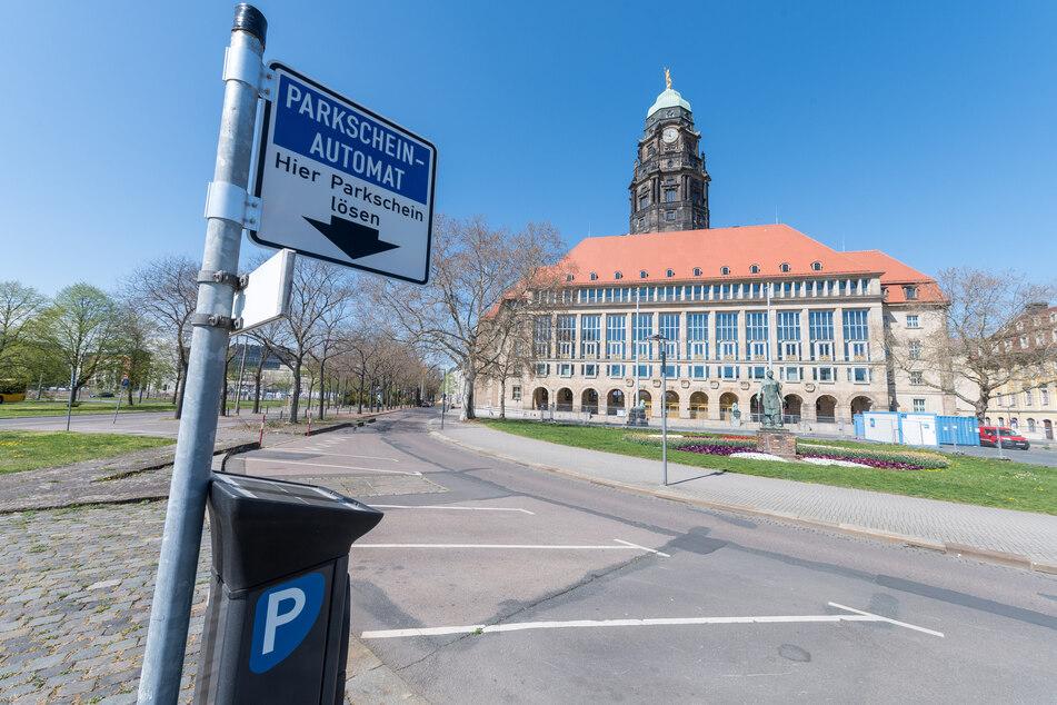 Dresden erhöht die Parkgebühren.