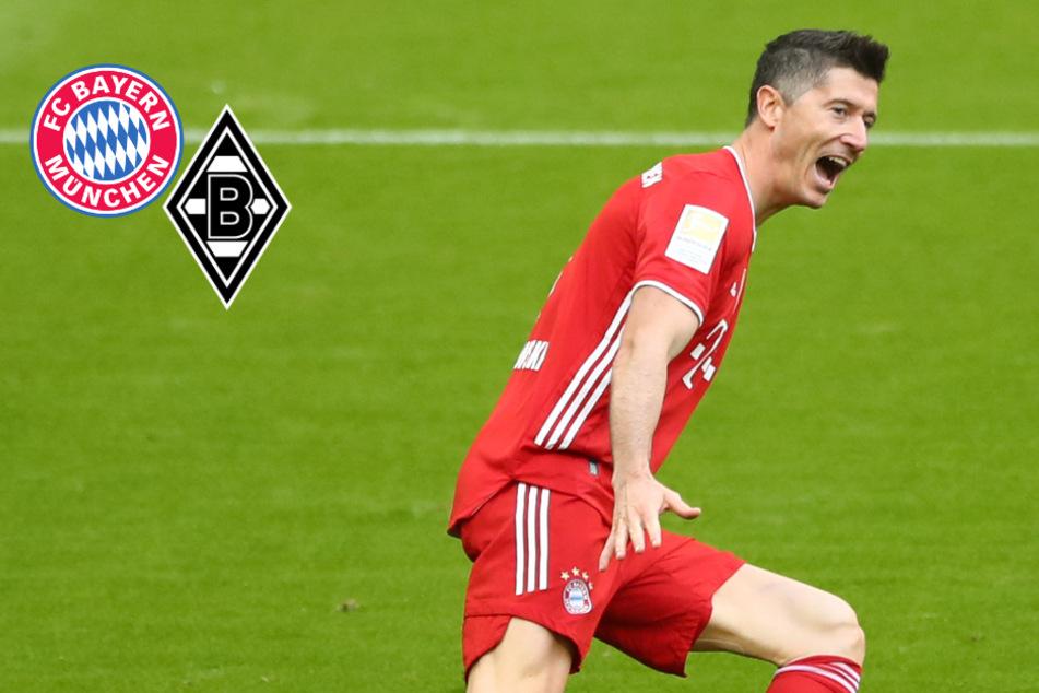 FC Bayern feiert Meisterschaft mit Torfestival: Lewandowski schnuppert an Bomber-Rekord!