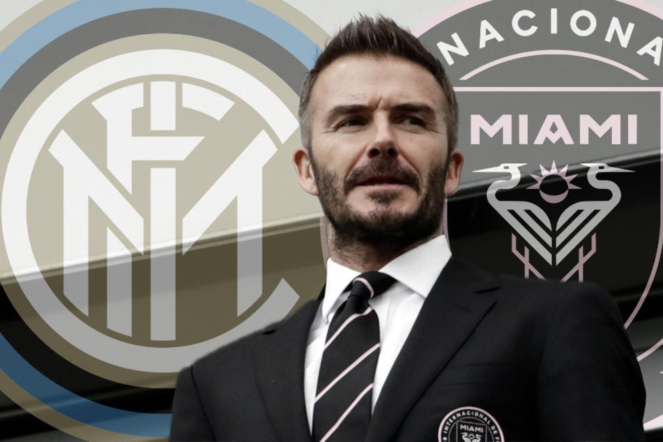 David Beckham hat Mega-Problem: Inter Mailand nimmt seinem Klub den Namen weg!
