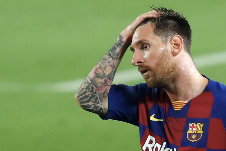 """Lionel Messi """"explodiert"""": Barca-Star hat es satt, """"immer das Problem zu sein"""""""