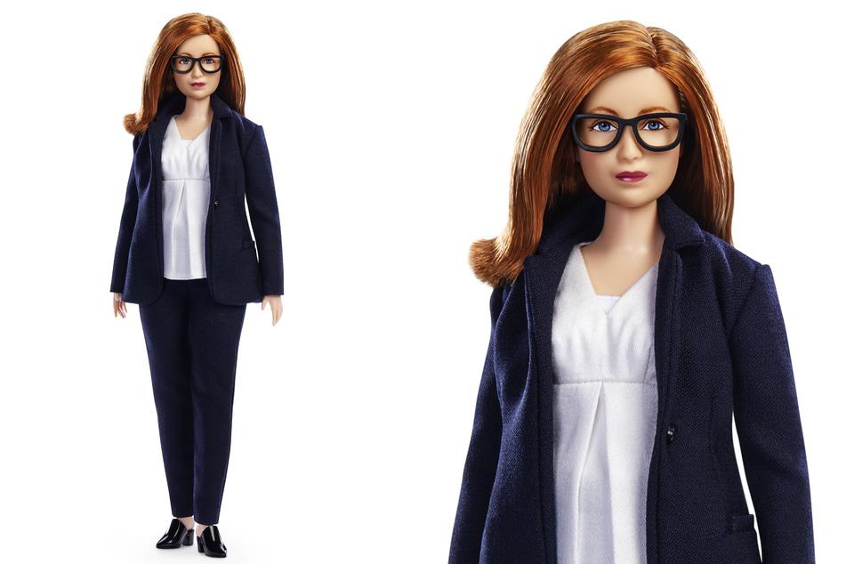 Dieses von Mattel zur Verfügung gestellte Foto zeigt eine neue Barbie-Puppe des Spielzeugherstellers.