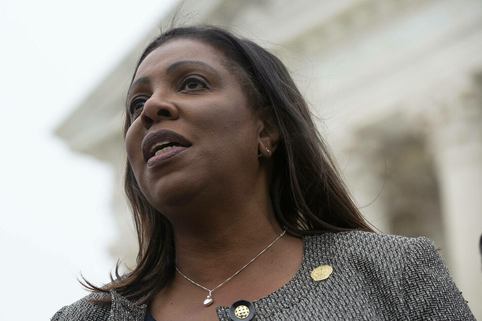 New York Attorney General Letitia James is calling for criminal justice reform in the wake of the grand jury decision.