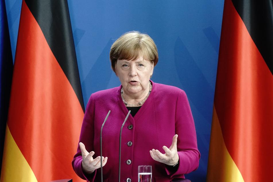 Bundeskanzlerin Angela Merkel (65). (Archivbild)