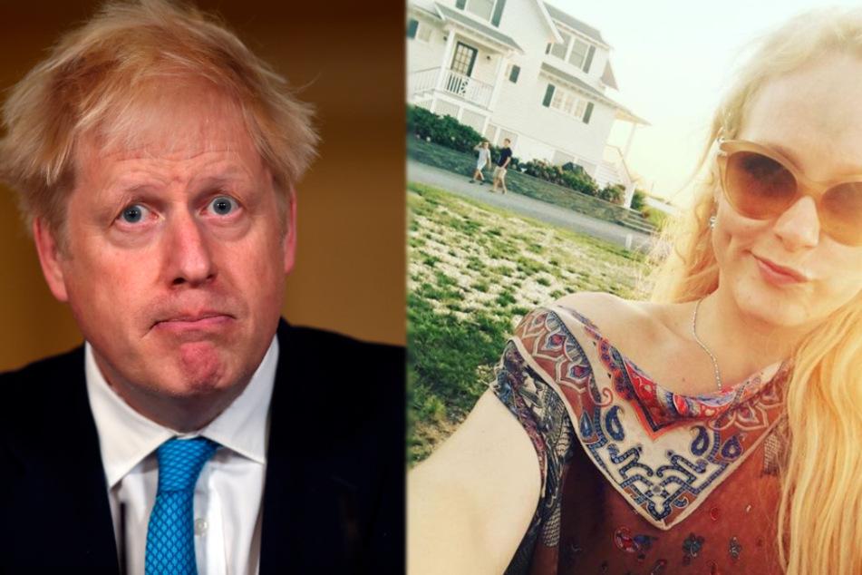 Ex-Model wird nach Affäre mit Boris Johnson gefragt: Kurz darauf beginnt der Ärger