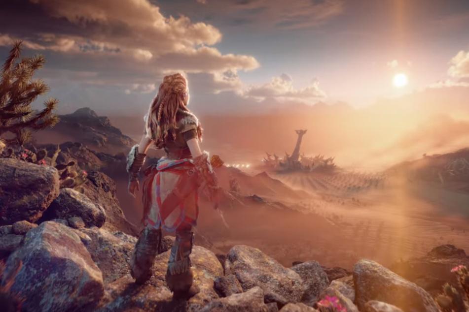 Horizon Forbidden West wird eines der wichtigsten Zugpferde für die neue Konsole sein.