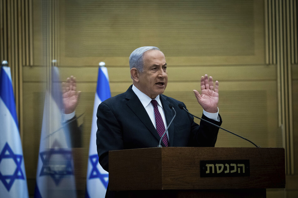 Israels Ministerpräsident Benjamin Netanjahu hat den Impfstart eingeläutet.