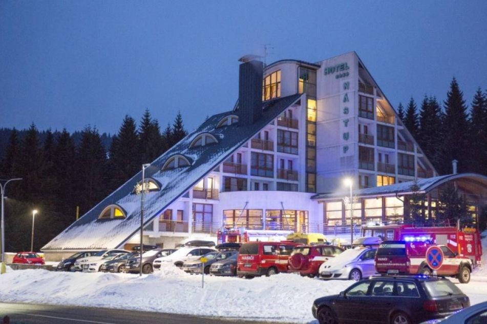 Chlorgas-Unfall im Hotel! Zehn Menschen verletzt