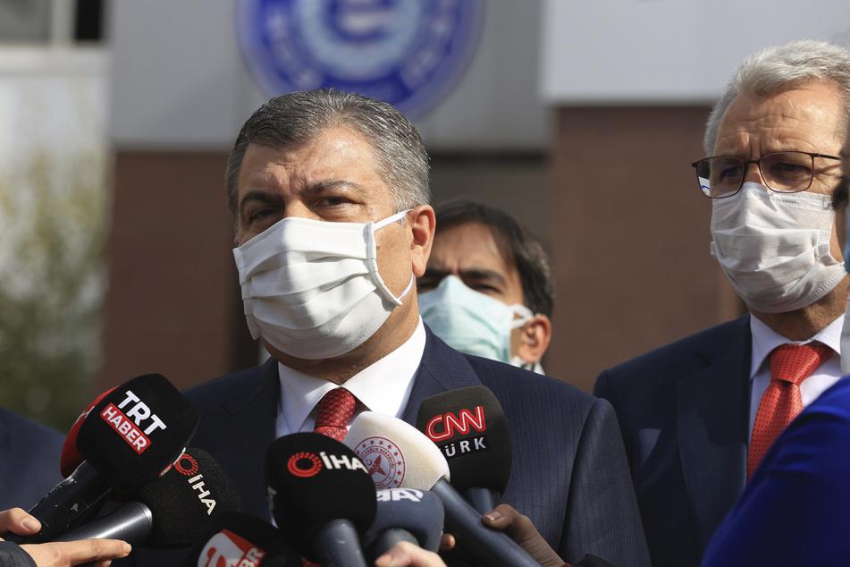 Fahrettin Koca, Gesundheitsminister der Türkei.