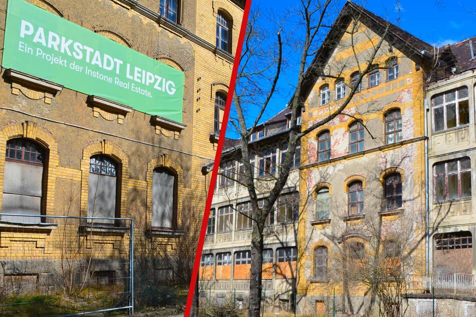 """Leipzig: 600 Wohnungen, Kita, Supermarkt: """"Parkstadt Dösen"""" kann gebaut werden!"""