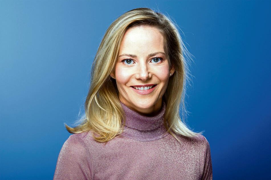Schauspielerin Teresa Weißbach (39) ist in Stollberg aufgewachsen.