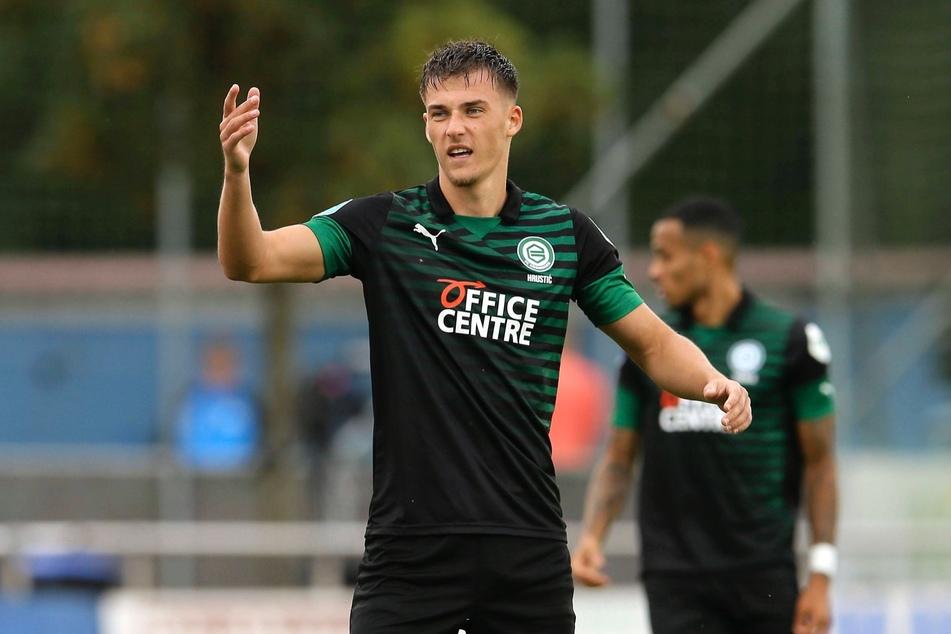 Ajdin Hrustic (24) vom FC Groningen drängt mit allen Mitteln auf einen Wechsel zur Eintracht.