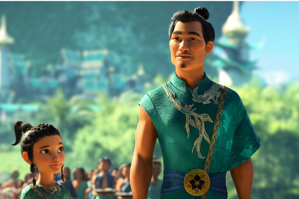 Die junge Raya (l.) und ihr Vater, Oberhaupt Benja, wollen die Welt wieder zu einem besseren Ort machen. Dabei stoßen sie jedoch auf viel Widerstand.