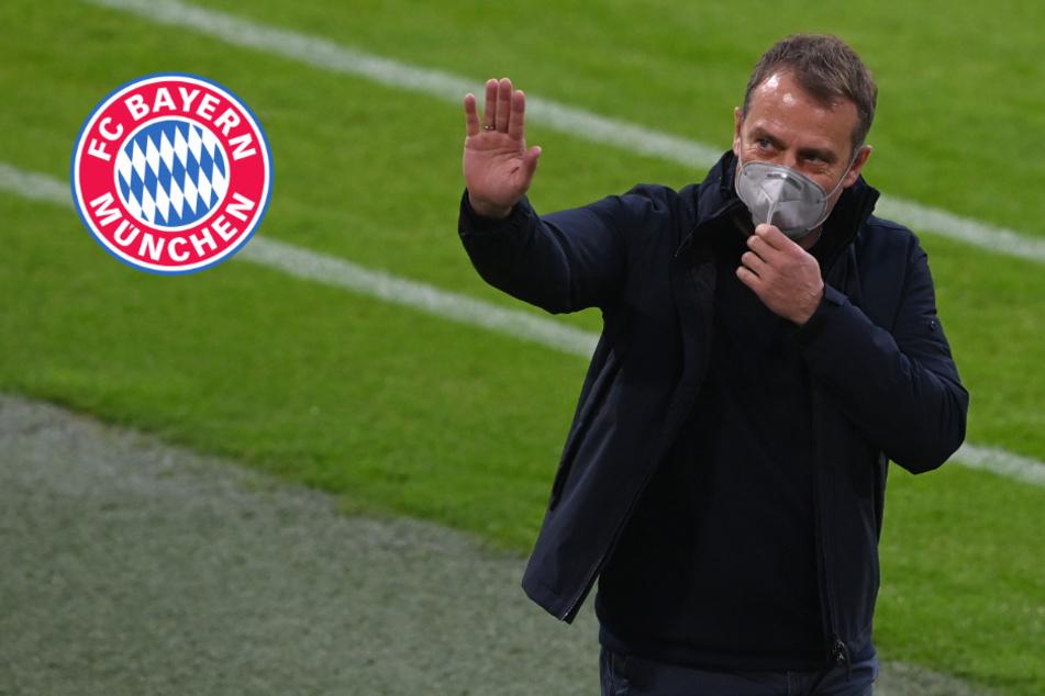 FC Bayern so gut wie Meister: Kimmich hat besonderen Wunsch für Flicks Zukunft