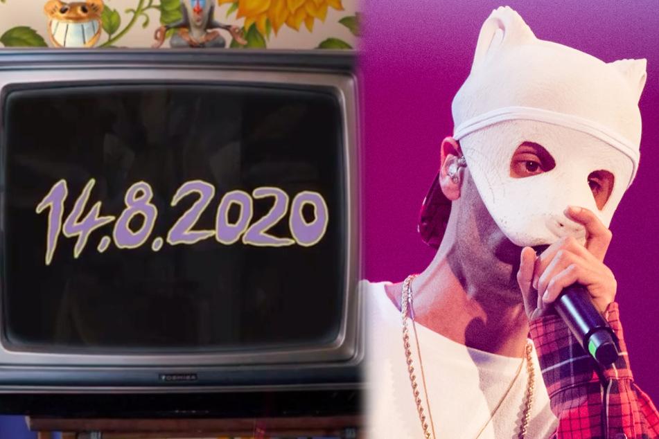 Cro: Cro bringt Fans mit wirrem Video und Ankündigung um den Verstand