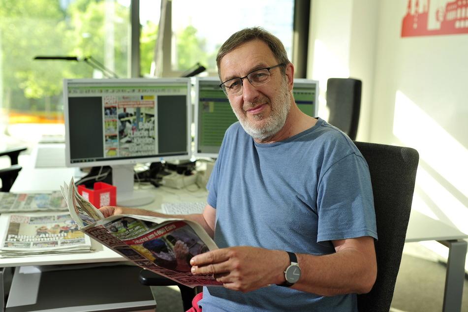 Redakteur Bernd Rippert.