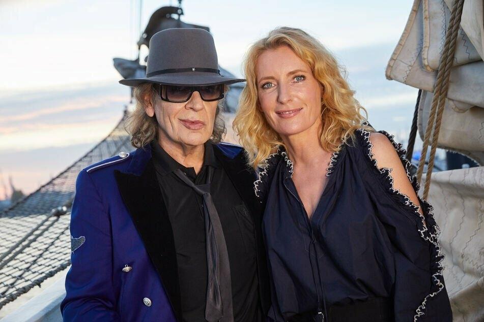 """Udo Lindenberg (74) und Maria Furtwängler (54) spielen gemeinsam im neuen """"Tatort""""."""