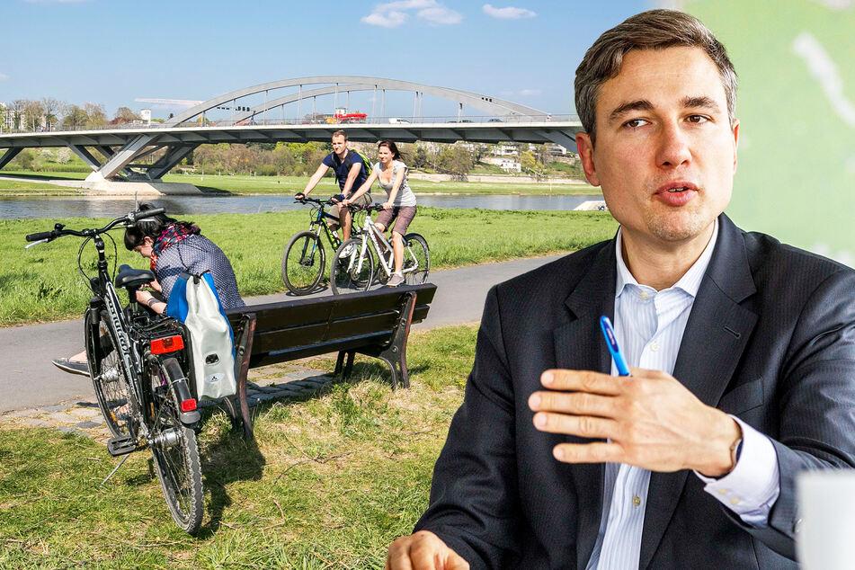 Bau vor zehn Jahren beschlossen: Zweiter Elberadweg aber noch immer nicht in Sicht!