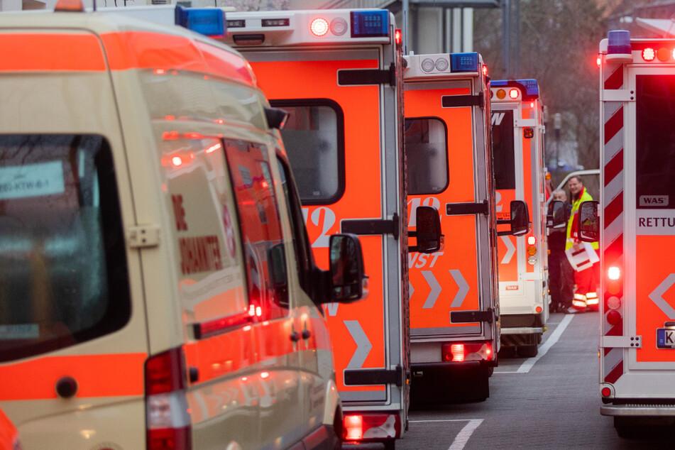 Arbeiter stirbt bei Brückeneinsturz, weitere Person schwer verletzt