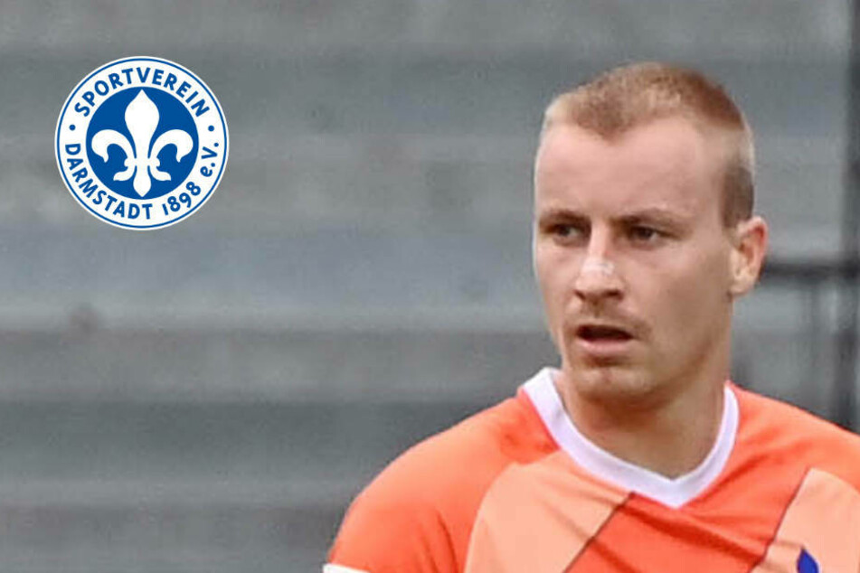 SV Darmstadt 98 verlängert Vertrag mit Kapitän Fabian Holland