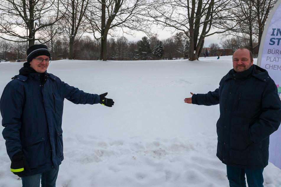 Kulturhauptstadt-Projekt in Chemnitz: Plötzlich fehlt Geld für den Bürgergarten